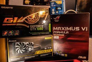 Pc Gaming i7 4790k-gtx1080