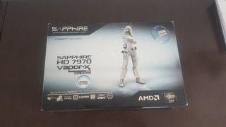 Tarjeta Gráfica Sapphire HD 7970 Vapor-X 3Gb GDDR5