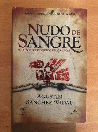 Nudo de Sangre - El tesoro escondido de los Incas