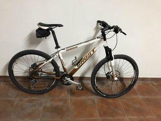 """Bicicleta ghost 26"""" talla M"""