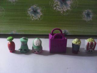 lote de figuritas shopkins