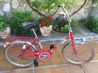 Bicicleta Bh paseo clásica