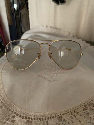 Vendo gafas de sol vintage ray-ban años 70
