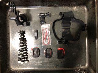 Pack de accesorios para Gopro