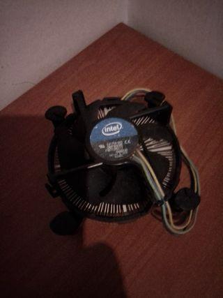 Ventilador para procesador socket 1156