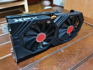 AMD RADEON RX 580 XFX GTS OC 4GB