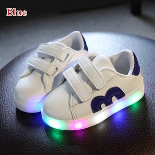 zapatos con luces niño nuevo talla 25