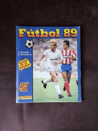 Album de la Liga de la temporada 1989