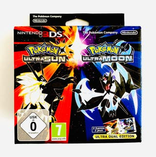 PACK ULTRA DUAL EDITION - 3ds