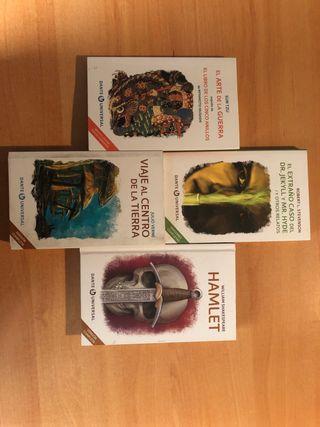 ¡Grandes obras de la literatura!