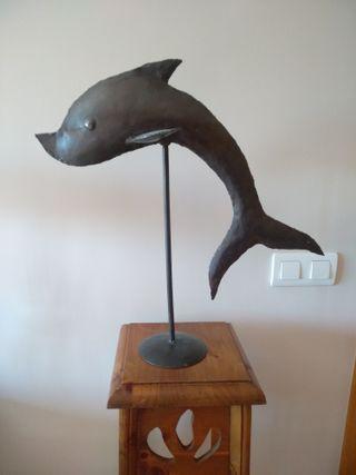 Delfín decorativo