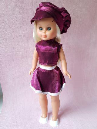 Muñeca parecida a Nancy