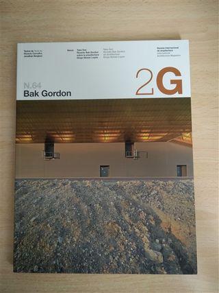 Revista 2G, N64, Bak Gordon