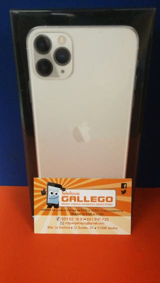 IPHONE 11 PRO MAX 256 GB ORO PRECINTADO