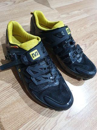 Zapatillas de MTB Mavic ergoride SLR de carbono