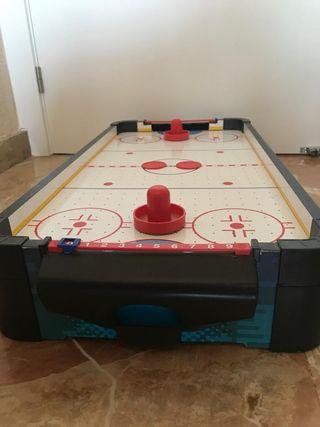 Juego de mesa: Airhockey