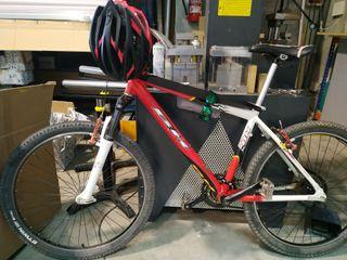 bicicleta montaña bh coronas team replica