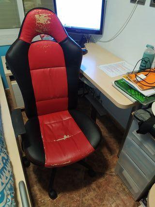 Silla Gamer escritorio