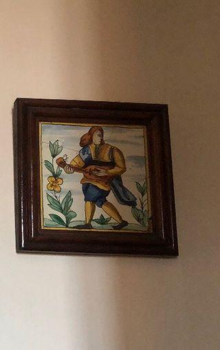 Azulejo antiguo/ Antiguedades