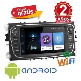 RADIO PANTALLA ANDROID FORD/Focus/S-MAX/Mondeo