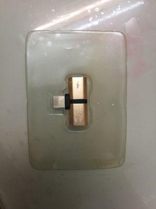 Convertidor usb iPhone