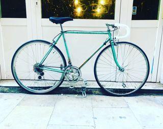 Bicicleta de carretera T 52