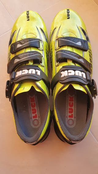 Vendo zapatillas luck 48