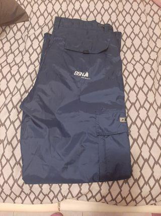 Pantalones de esquiar finos talla XL NUEVOS