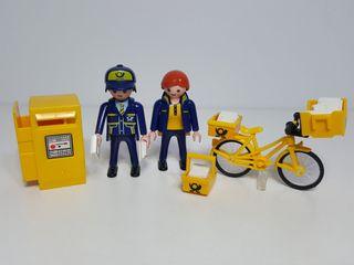 Repartidor Correos Playmobil 4403 Cartero