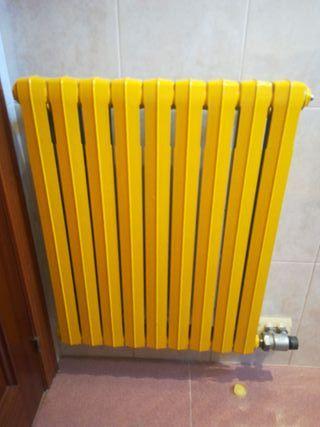 Radiador Hierro Amarillo