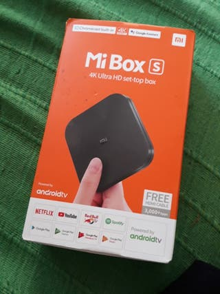 Mi Box Android TV Xiaomi