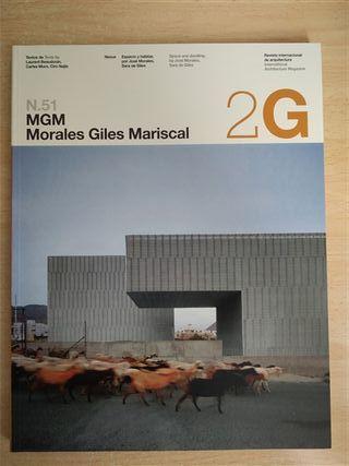 Revista 2G, N51, Morales Giles Mariscal