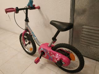Bicicleta de niñ@. 14 pulgsdas