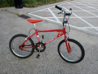 bicicleta bmx BH meteor