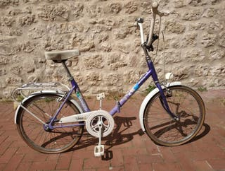 Bicicleta de paseo Clásica 1990 ORBEA