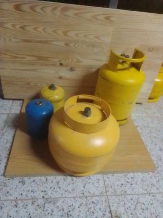bombonas de camping gas butano