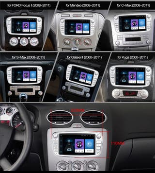 Radio gps Android Ford