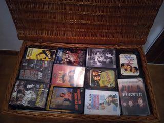 Colección 250 películas DVD