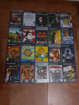 5 playstation 2 ps2