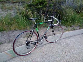 bicicleta carretera vision BH