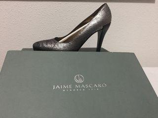 Zapatos de tacón nuevos Jaime Mascaró talla 38