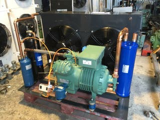 Motor para cámara frigorífica Bitzer