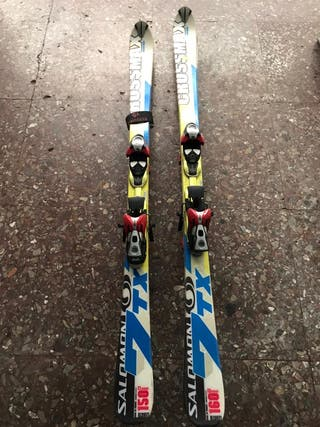 Esquís Salomón CrossMax 150 perfecto