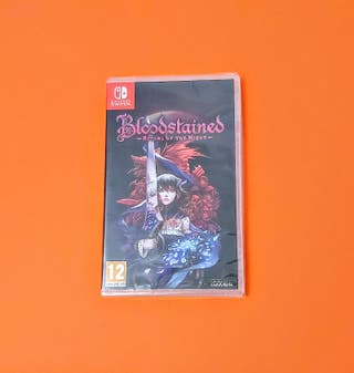 Bloodstained: Ritual of the Night PRECINTADO