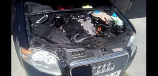 Motor BLB Audi a4 Avant 2.0 140cv 2005
