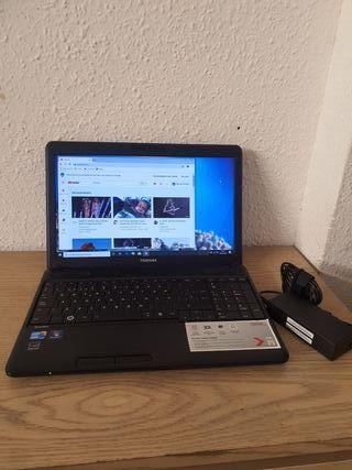 portatil Toshiba satellite c660