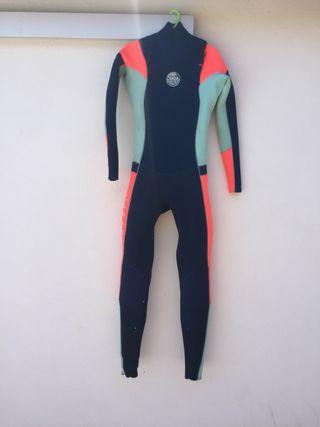 Traje de surf para mujer talla 4 billabong 4/3
