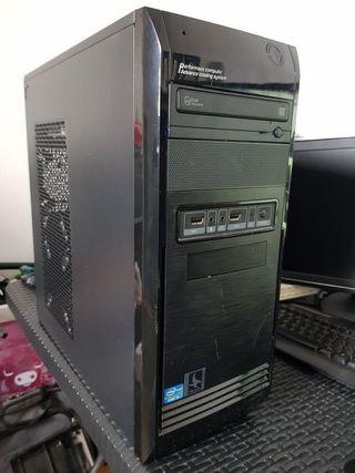 Ordenador Celeron G1610, 4GB RAM, DD 320GB Win10