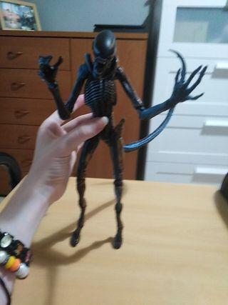 alien figura de coleccionista