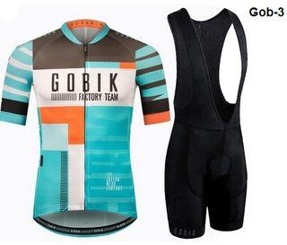 Equipación ciclismo verano Gobi-k-3 t.S